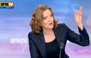 Nathalie Kosciusko-Morizet sur BFMTV le 13 décembre 2015